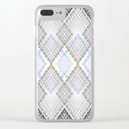 Znakezkin Clear iPhone Case