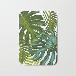 Palm and Monstra Bath Mat