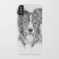 the hound iPhone & iPod Cases featuring Huckleberry Hound by Paul Holman