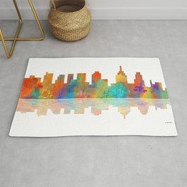 Skyline Philadelphia Rug