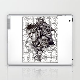 Labrynth Laptop & iPad Skin