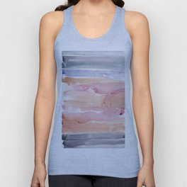 28  | 191215 | Abstract Watercolor Pattern Painting Unisex Tank Top