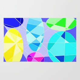 Color ludens 2 Rug