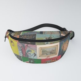 It's a Mystery to Me Fanny Pack