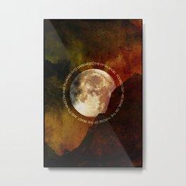 The Fifth Bowl | 3•1 Metal Print
