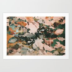 Trip Into Nature (Fall) Art Print