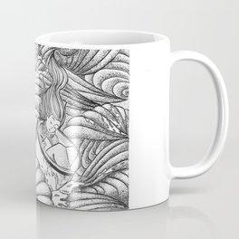 A Teacup in a Storm Coffee Mug