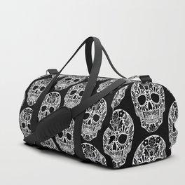 sugar skull Duffle Bag