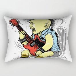 Baby Punk Rectangular Pillow