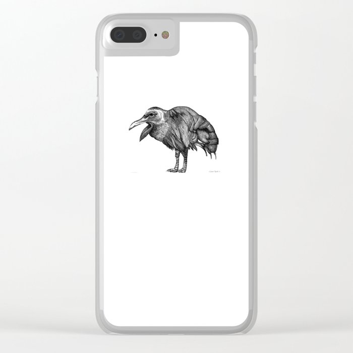 FantaZy ZOO Clear iPhone Case