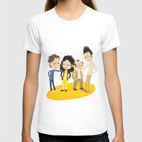 seinfeld T-shirts featuring My Seinfeld Fantasy by Vera van Groos