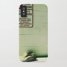 1 Hour Parking iPhone X Slim Case