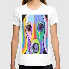 Dachshund 2 T-shirt
