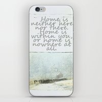 degas iPhone & iPod Skins featuring Hesse speaks by anipani