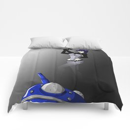 GitS: Major Motoko Kusanagi Comforters