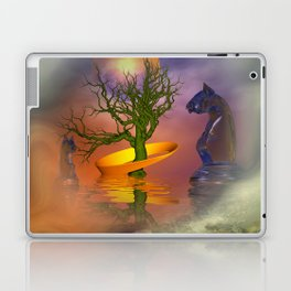 Mobius strip and other things Laptop & iPad Skin