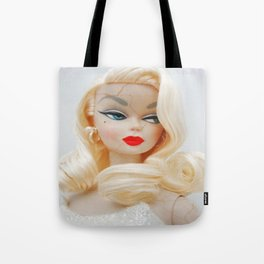 Evelyn Doll Tote Bag