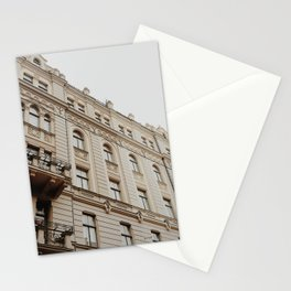 Architecture of Riga Stationery Cards