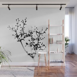 Abstract of Nature Wall Mural