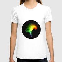 parrot T-shirts featuring Parrot by Klara Acel
