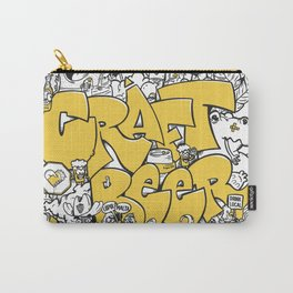craft beer Carry-All Pouch