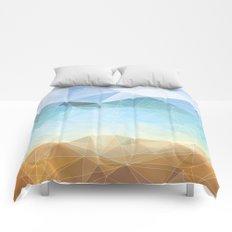 Between Earth and Sky Comforters