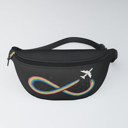 Unlimited Traveling Fanny Pack