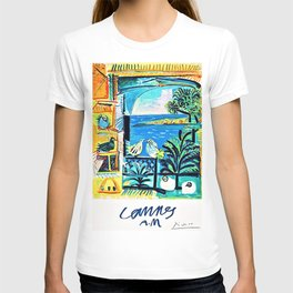Pablo Picasso - CANNES A.M - Digital Remastered Edition T-shirt