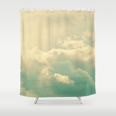 Heavenly 3 Shower Curtain