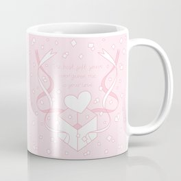 The Best Gift is your Love Coffee Mug