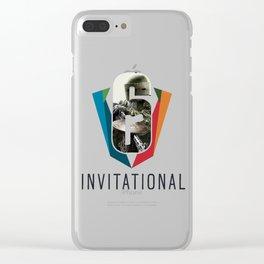 Tachanka invitational Clear iPhone Case