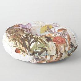 WITCH BOTTLES Floor Pillow