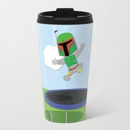 SW Kids - Boba Fett Jump Travel Mug
