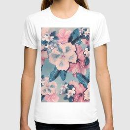 Vintage Nui Loa Hibiscus T-shirt