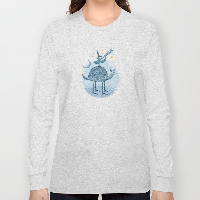 Tortoise & Owl Long Sleeve T-shirt