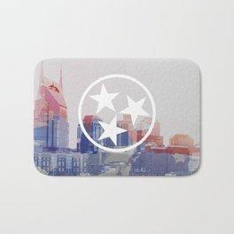 Nashville, Tennessee Bath Mat