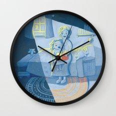 Grandma and Me Wall Clock