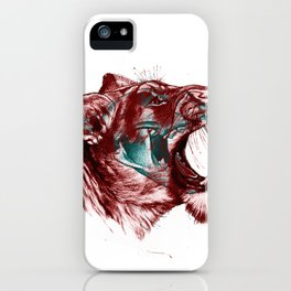 Lion 3D iPhone Case