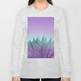 Agave Vibes #7 #tropical #decor #art #society6 Long Sleeve T-shirt