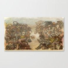 8x8 Canvas Print
