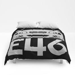 BMW E46 M3 - silver - Comforters