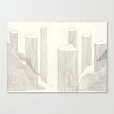 I design fjords. Canvas Print