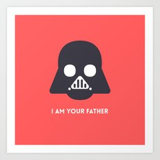 I m your father Art Print