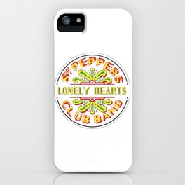Sgt. Peppers iPhone Case
