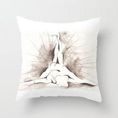 METAMORPHOSI Throw Pillow