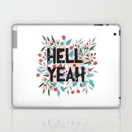 Hell Yeah Laptop & iPad Skin