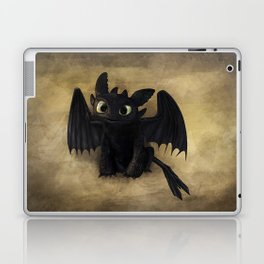 Baby Toothless Laptop & iPad Skin