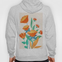 Summer Flowers I Hoody