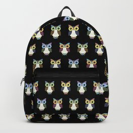 Fancy owl Backpack