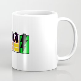 Recharge with Stigma Coffee Mug